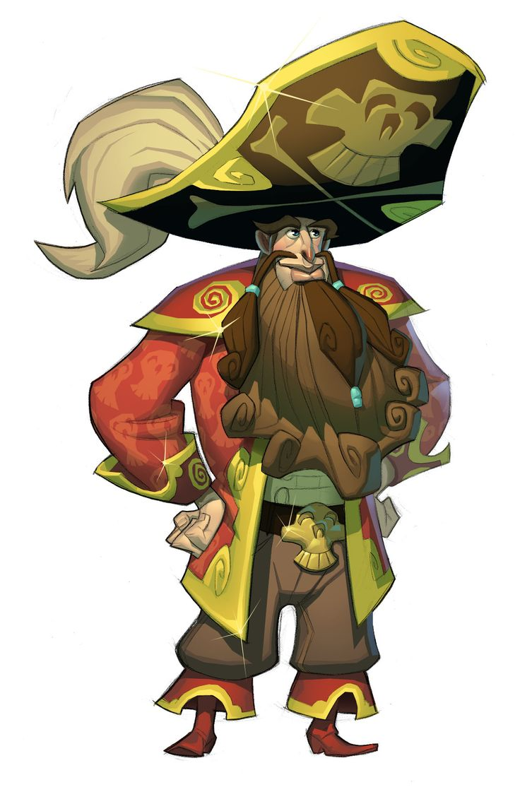 Monkey island 2 lechuck s revenge concept art the international - Plus New Concept Art And Screens From Chapter 3 Lair Of The Leviathan