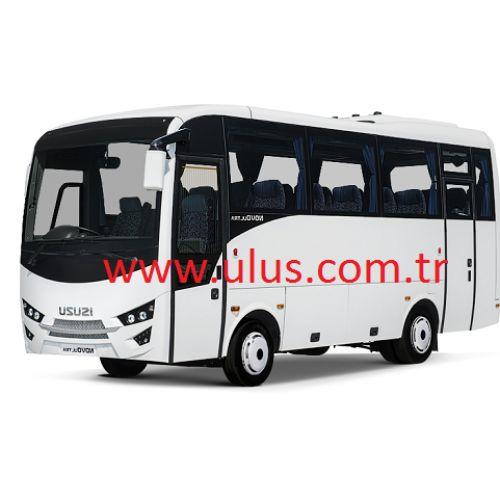 Isuzu NOVO Otobüs 4HK1 Motor yedek parçaları