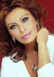 Image result for The Sunset Palette Series: Sophia Loren Makeup