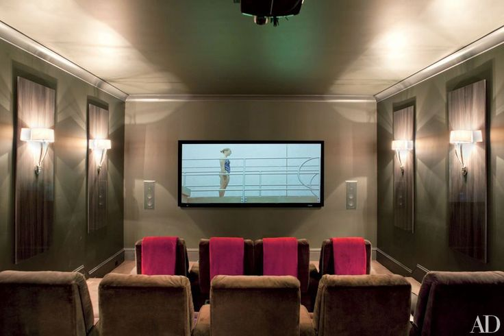 16 Home Theater Design Ideas for the Most Luxurious Movie Nights Photos…