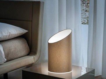 Lámpara de sobremesa Pank de Morosini, diseño por Tiziano Maffione - Tendenza Store