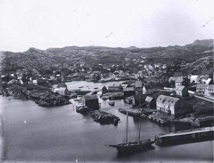 Historic Brigus