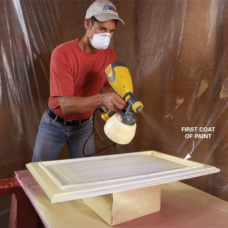 Best 10 Spray paint kitchen cabinets ideas on Pinterest Spray