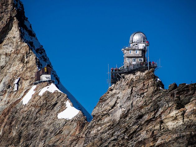 Jungfraujoch: The Top of Europe