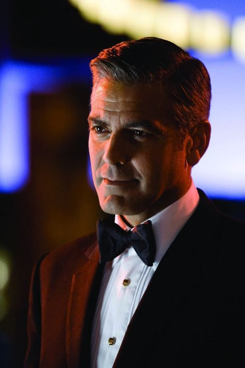 """George Clooney in """"Ocean's Eleven"""" 