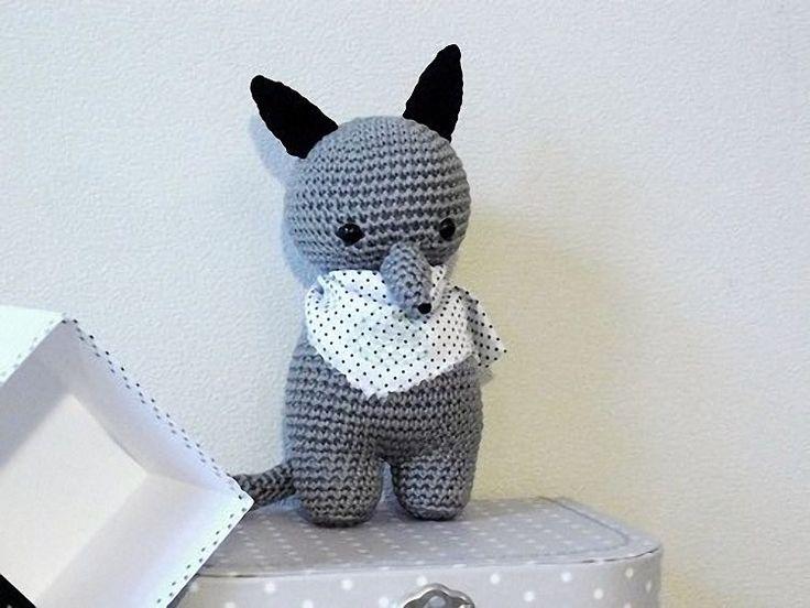 34 besten Tunisian Crochet Bilder auf Pinterest   Stricken häkeln ...