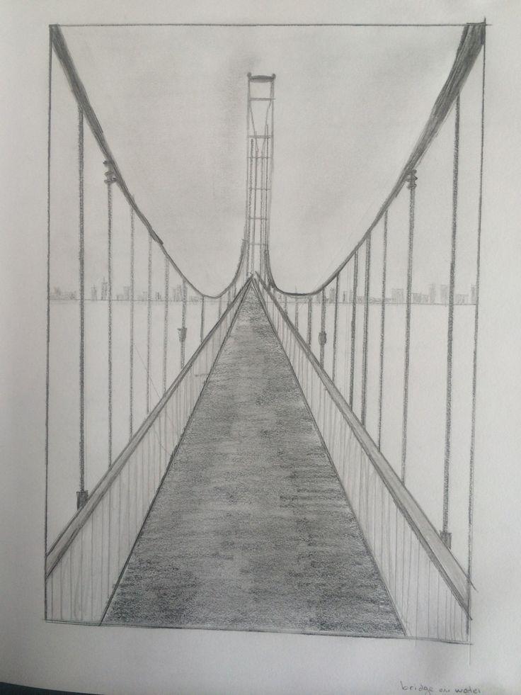 Top Best Bridge Drawing Ideas On Pinterest Bridge Painting