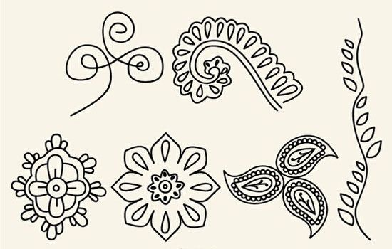 -Simple-Mehndi-Designs-Henna-Patterns-2012-Henna-Tattoo-For-Beginners ...: https://pinterest.com/pin/367606388310532729