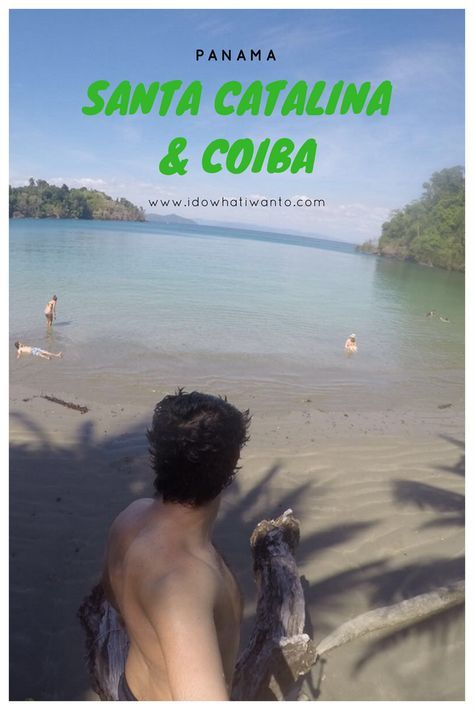 Don't skip Santa Catalina or Coiba on your trip to Panama, unless you don't like great beaches, marine life or a great vibe ;)