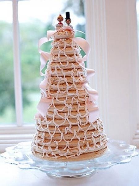 Peach Custard Cake New Idea