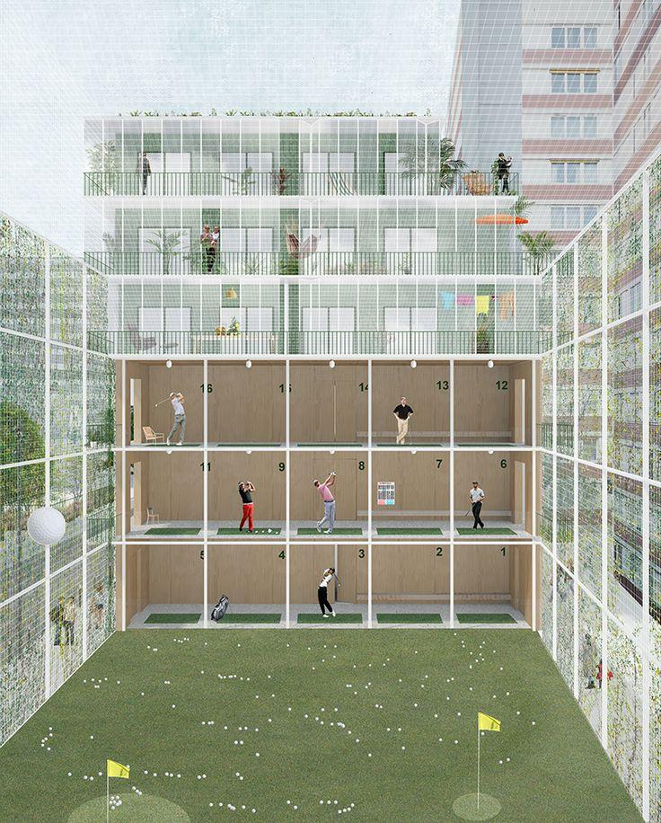 NP2F Architectes + OFFICE KGDVS, réinventer Paris
