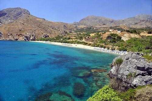 Souda Beach, Rethymnon, Crete