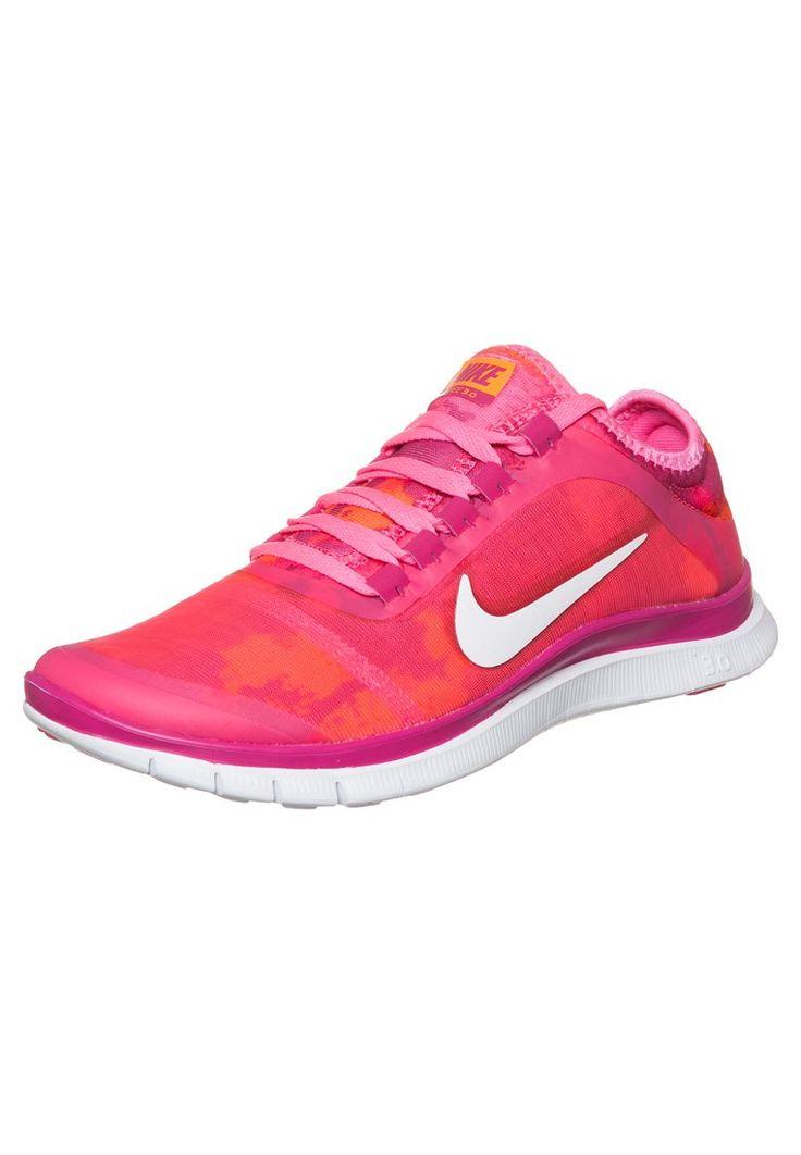 Nike Sportswear - FREE 3.0  - Sneaker - pink power/white