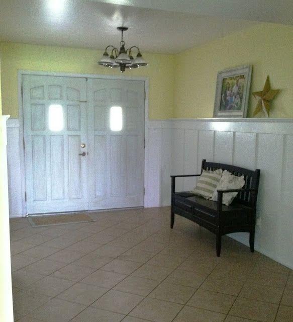 Batten, Board, Batten, Diy Home Decor