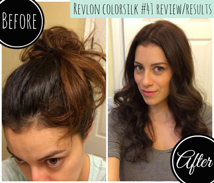 MyHeartistry: How To Get the Best Application with a Box Dye | Revlon Colorsilk Beautiful Color #41 Hair Dye Review