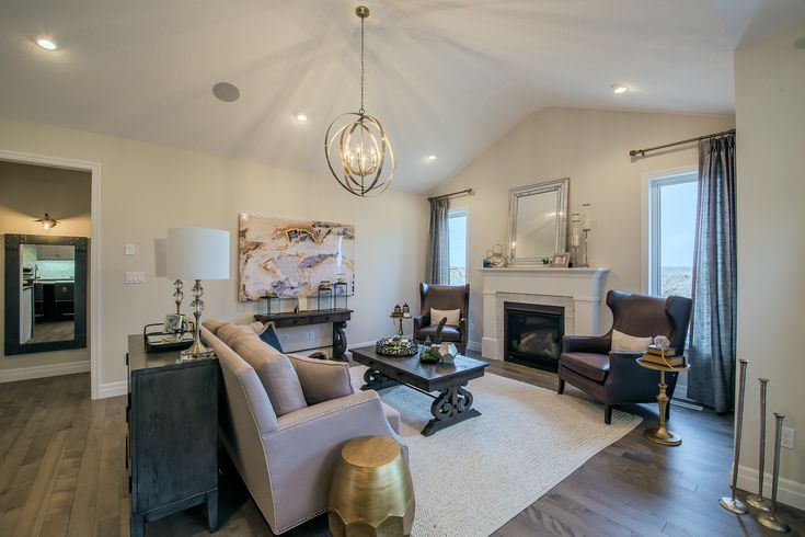 Hayhoe Homes | Southgate | Model Home