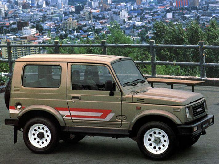 Suzuki Samurai Metal Top
