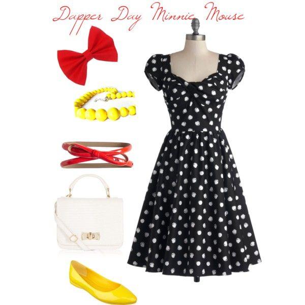 Disney Dapper Day Inspiration