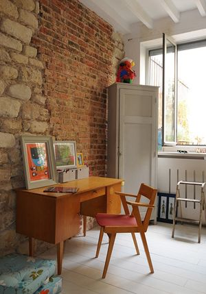 ★ Miluccia ◆: Un loft entre récup et design