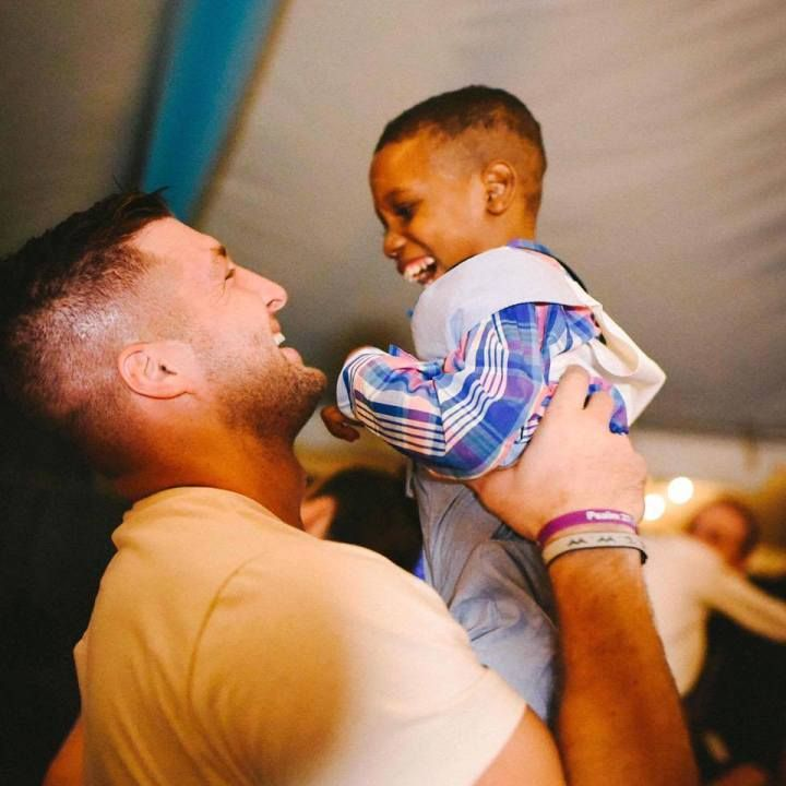 Tim Tebow on His Future Wife and Wanting to Adopt KidsfromEvery Continent: 'One of My Favorite Things to Dream About'