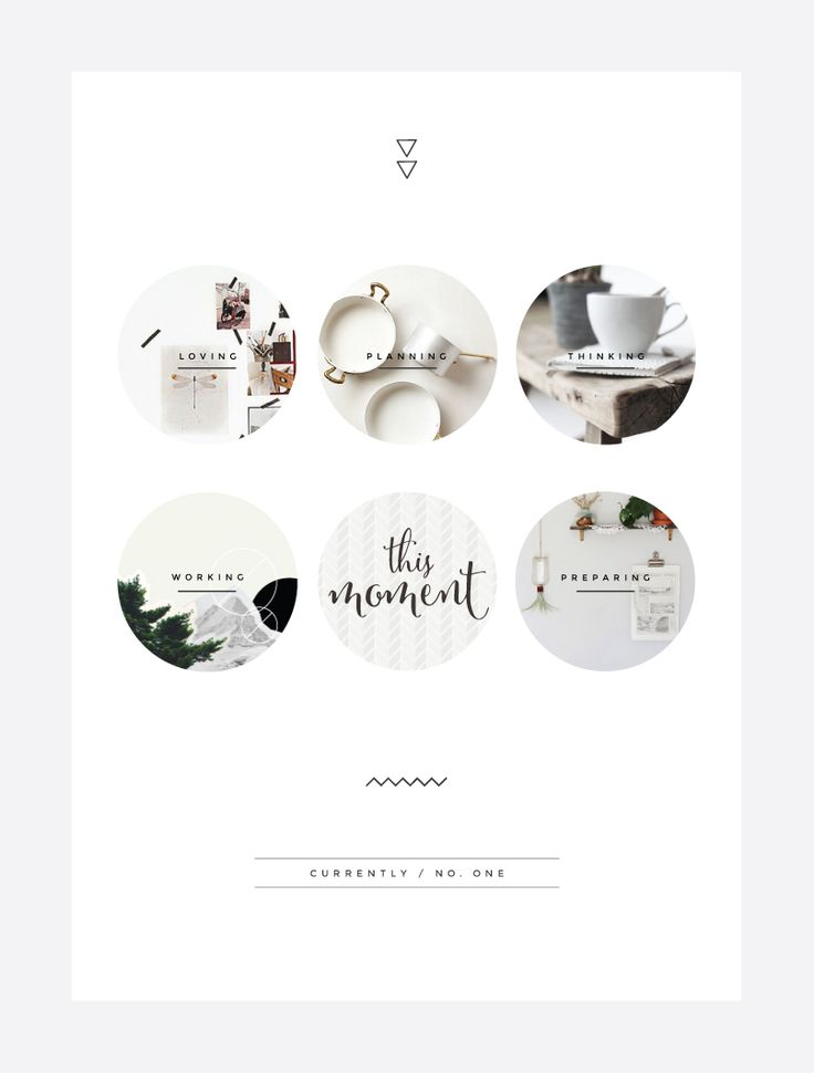 Circle photographs and minimal background Blog | Irene Victoria | Toronto Freelance Graphic Designer