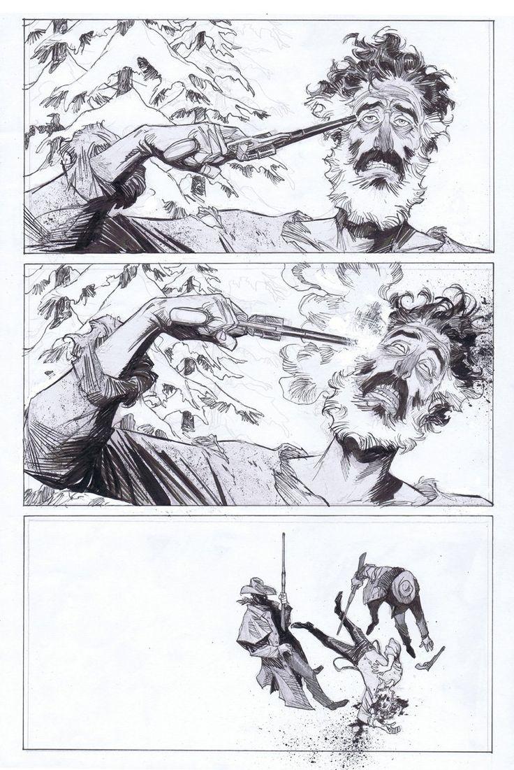 Evangelyne by Rey Macutay. in 2020 Drawings, Comic art