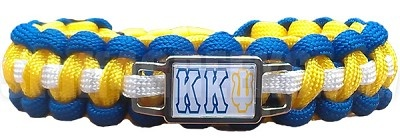 Kappa Kappa Psi Braided Sports Bracelet
