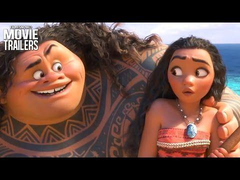 Disney's MOANA - Movie Clips & Trailer 2016 HD: MOANA   Clips & Trailer Compilation for the Disney Animated Movie MOANA - New Disney…