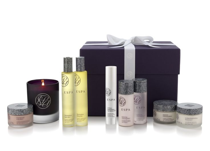 Christmas gifts at ESPA at the g - The Ultimate Home Spa Cpollection - at the g Hotel & Spa in Galway. www.theghotel.ie