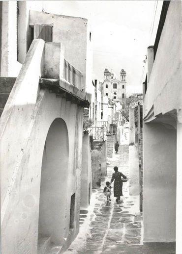 #Vintage #Greece #Paros #Europe #Old #History