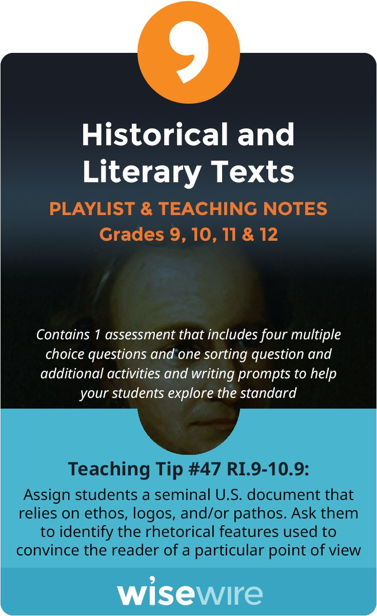 analyzing seminal texts prewrite Use the activities below as a starting off point for teaching these informational text ela seminal us documents: ccssela-literacyri analyzing seminal.