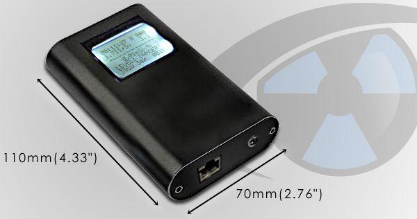Kickstarter: Global radiation monitoring network « PocketMagic