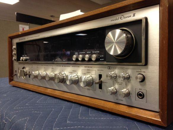 Kenwood Stereo Receiver Repair Vintage Stereo Repair In