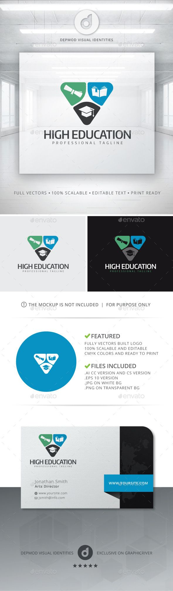 High Education Logo