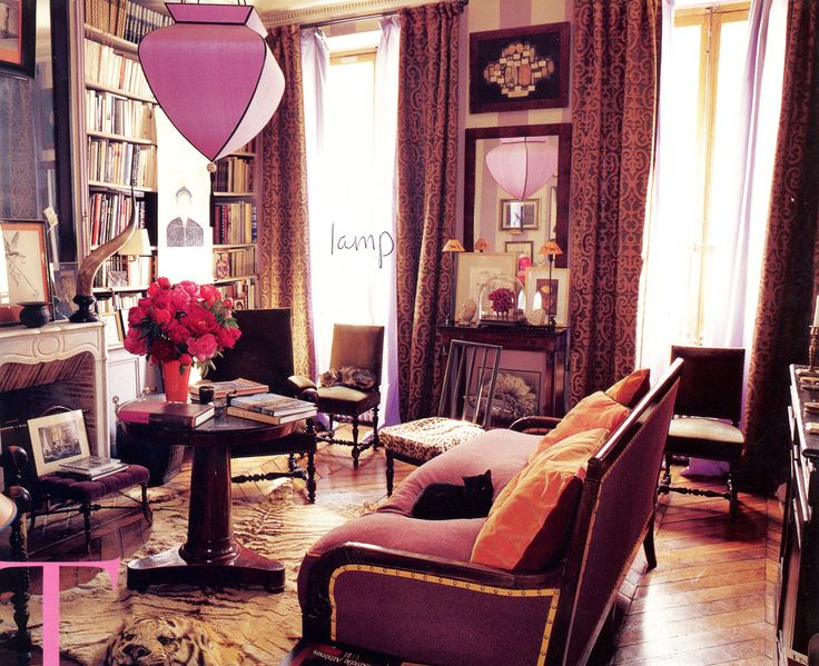 Purple Living Room Ideas Pinterest