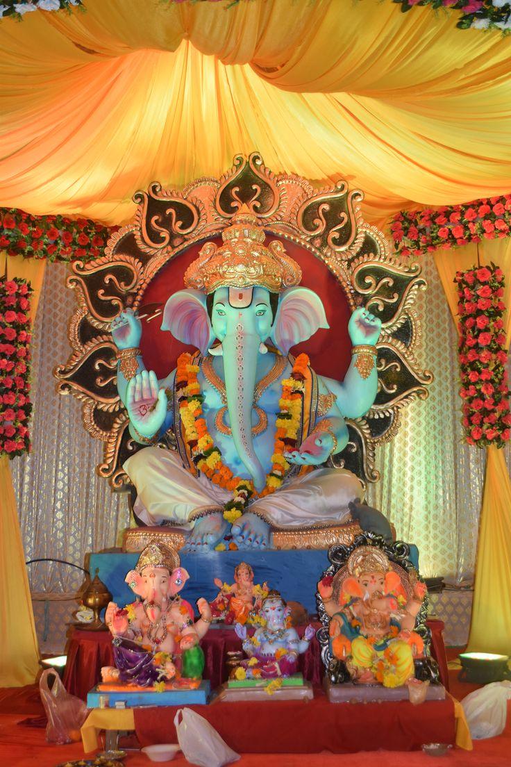 Maharaja ganesh yuvak mandal 2019 in 2020 Ganesh, Ganesh