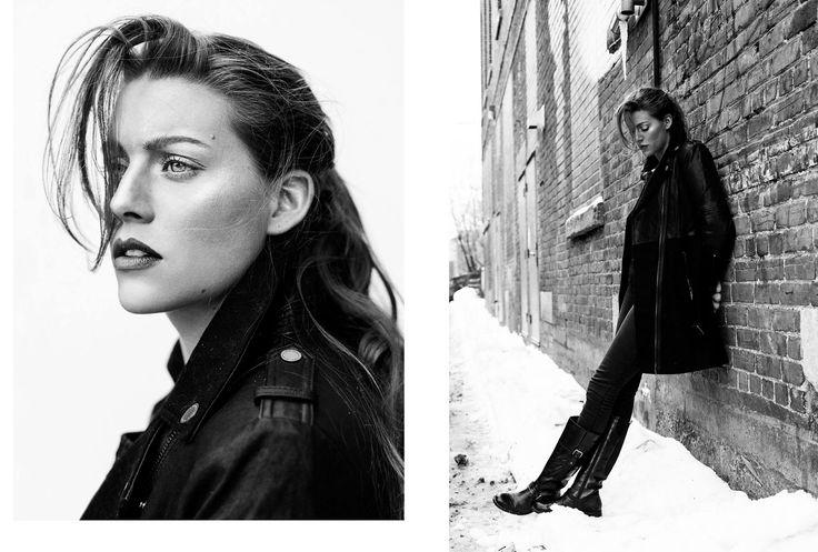 Modèle Elise Denys | Photographe Dariane Sanche #Beauty #Blackandwhite