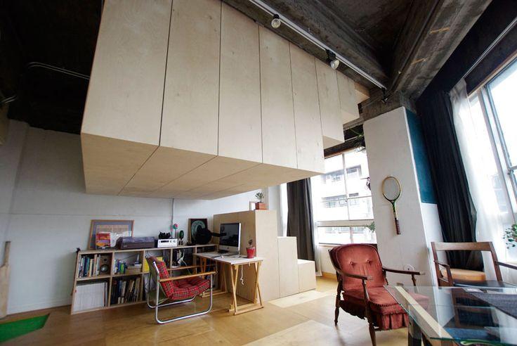 403architecture [dajiba] / 鍵屋の階段 / 住宅特集16.02