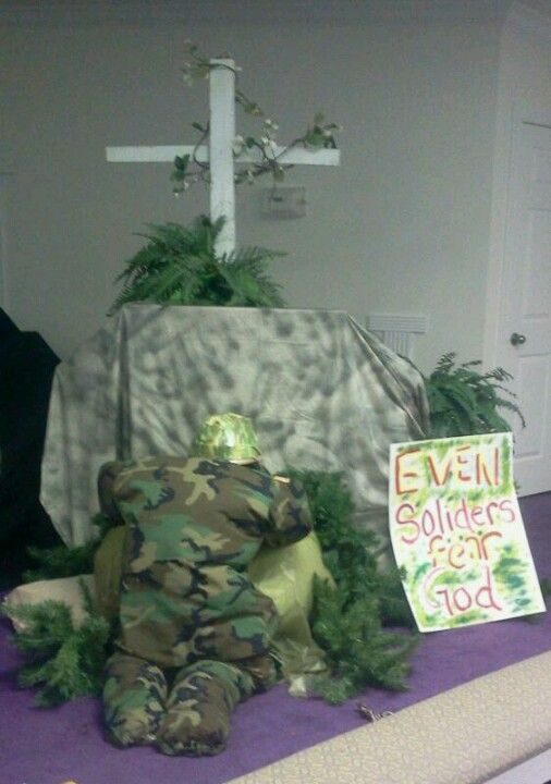 17 best images about vbs bible boot camp on pinterest for Armor decoration