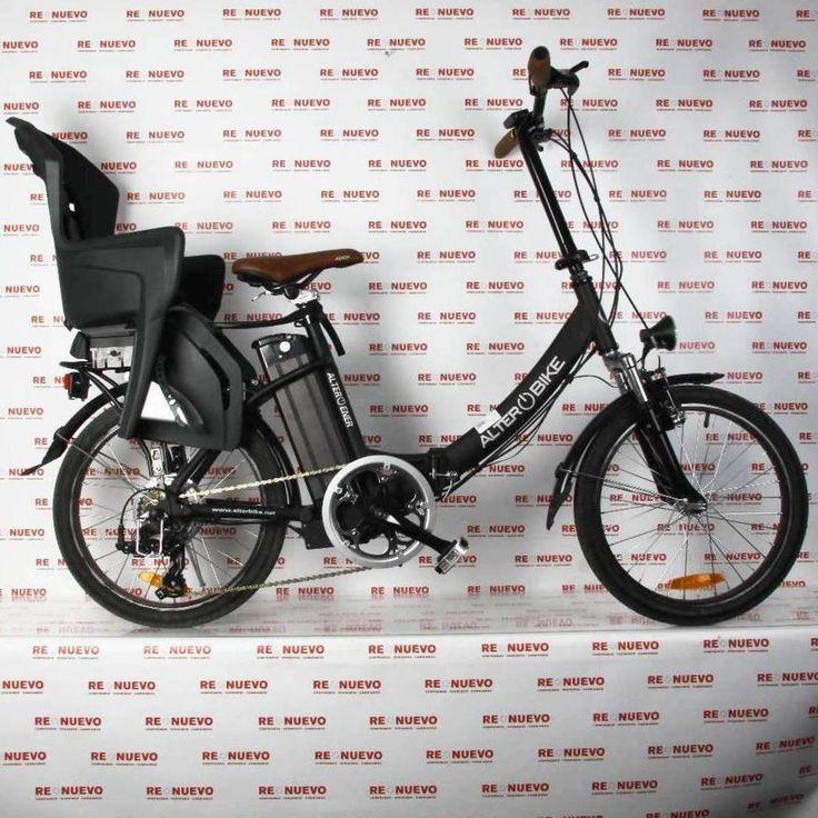 Bicicleta ALTERBIKE EASY a batería#bicicleta# de segunda mano#a batería