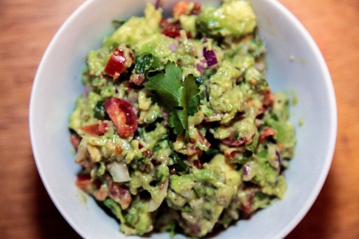 The Perfect Guacamole | Berries and Spice