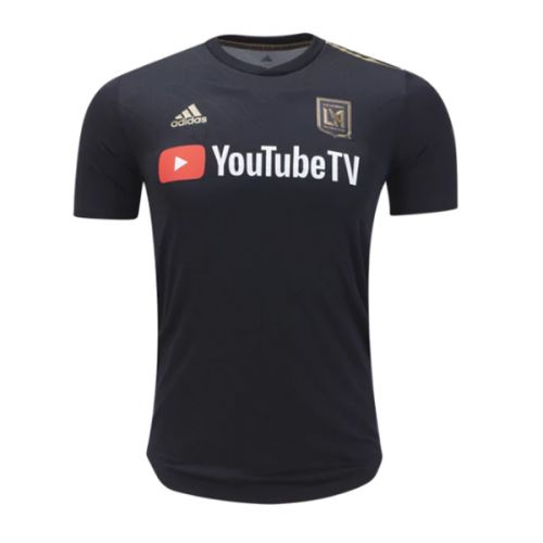 6d002e24bfe 2018 Los Angeles FC Home Black Soccer Jersey Shirt(Player Version) YouTube  TV | Major League Soccer(MLS) Soccer Jersey | Major league soccer, Mls  soccer, ...