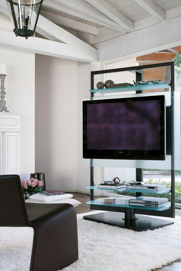 TV-Design Möbel für ein modernes Wohnzimmer A_Home Pinterest