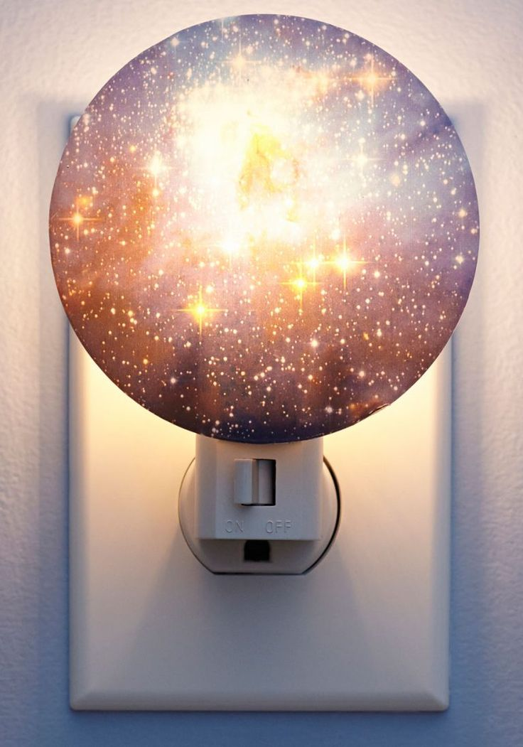 This Moon Night Light Is Perfect For A Baby Nursery