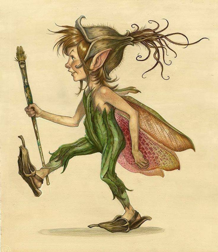 день злые феи из мифов картинки породы ризен отличаются