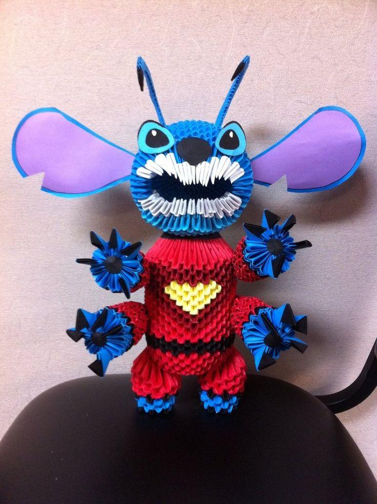 Alien Suit Stitch 1 by Chongman on DeviantArt