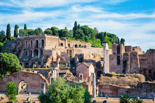 Cancel your Colosseum plans and see Palatine Hill in Rome. | 24 Underrated Tourist Attractions You Need To See Instead Of The Usual Ones