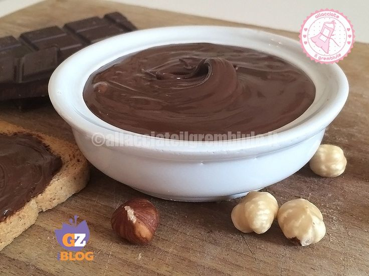 Homemade nutella #nutella #recipe #chocolate #nopalmoil