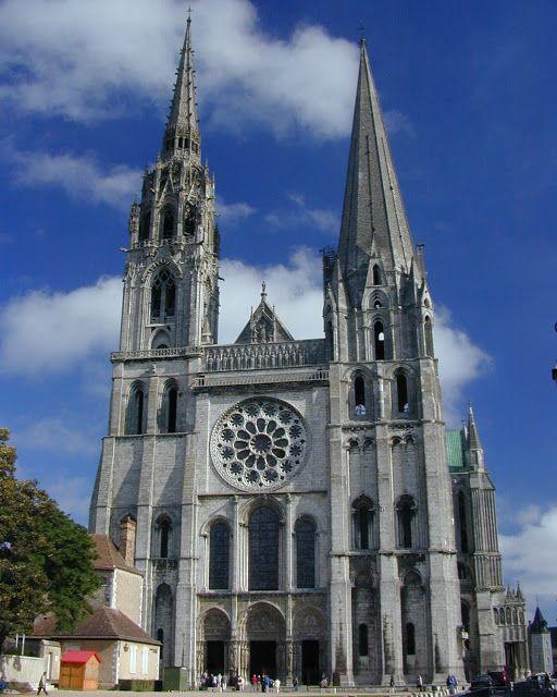 Resultado de imagen para catedral de chartres analisis VESICA PISCIS