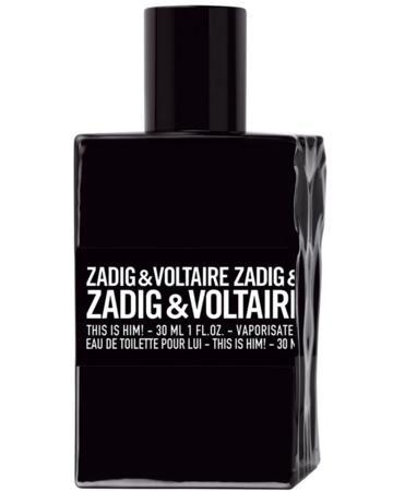 ZADIG&VOLTAIRE THIS IS HIM!  EAU DE TOILETTE 30ML- Exclusieve geschenken - December - Webshop ICI PARIS XL